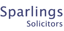Sparlings solicitors logo